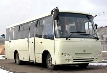 Черкасский автобусный завод будет выпускать «Атаманов»