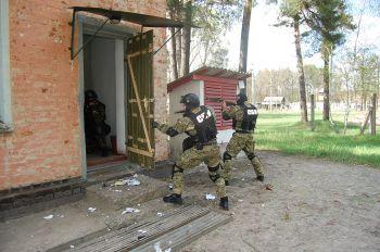 У Чернігівській області проведено антитерористичні навчання