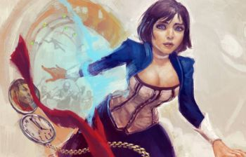 BioShock Infinite ����������� ����� ��� GTA 5