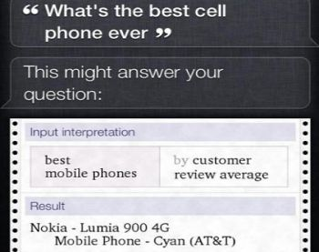 Nokia Lumia 900 и iPhone 4S: только после Вас!