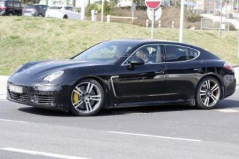 ��������� Porsche Panamera ��� �������� �����