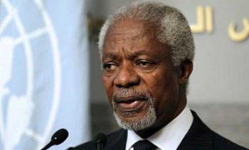 В Сирии начинается тотальная война, - Кофи Аннан
