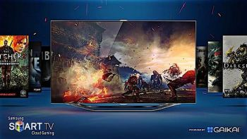 E3: Игры появятся в телевизорах