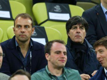 Льов, Шакіра та Карбонеро були на матчі іспанців