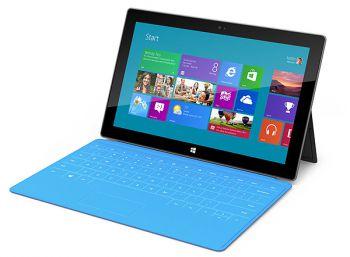 Microsoft представила свій перший планшет