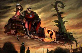 Новая игра о Марио получит несколько дополнений