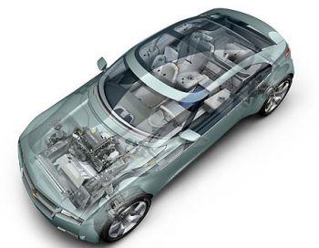 Chevy Volt випереджає Nissan Leaf за продажами