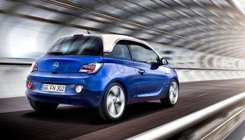 Малютка Opel Adam оказалась хороша и снаружи и внутри