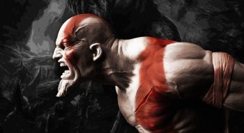 ���������� ����� ��������� ����� ������ God of War