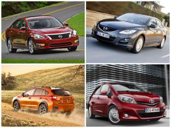 «Японцы» выбились в лидеры за звание лучшего автомобиля года в США