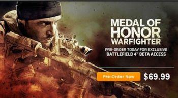 Electronic Arts �������� ������ ���������� � Battlefield 4