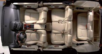 Какое место в автомобиле самое безопасное?