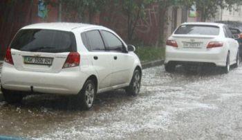 Несколько советов по вождению в дождь