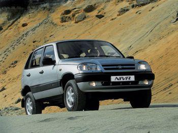 Лимитированная версия Chevrolet Niva для поклонников офф-роуд