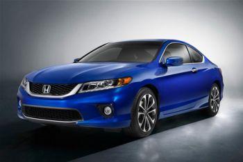 Honda сняла маску с нового Accord