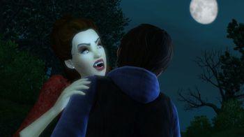 Кровососущее население The Sims 3 Supernatural