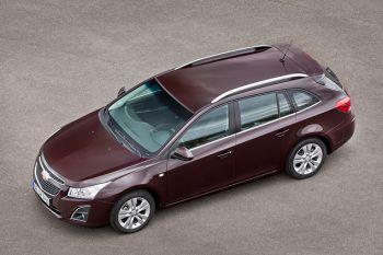 Семейная ценность: Chevrolet Cruze в кузове Station Wagon