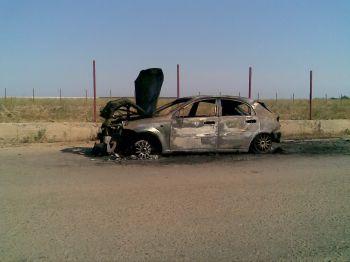 У ДАІ розповіли, що робити, аби не згорів автомобіль