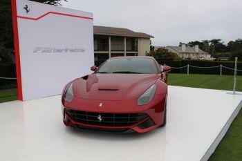 Ferrari F12 Berlinetta ������� ������������������ ����� �� �����-���