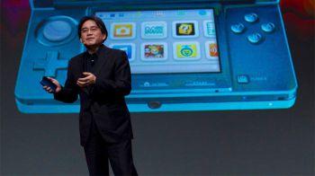 Глава Nintendo спокоен за портативное будущее компании