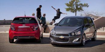 «Спортивный» Chevrolet Aveo RS выходит на рынок