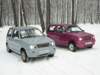 Новая позорная российская машина