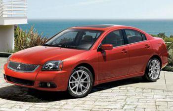 Mitsubishi Galant: ����� ����������