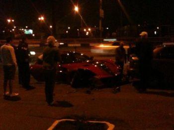 � ����� ������� ��������� Ferrari Mansory. ������� �� � �����