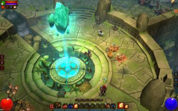 Runic Games знает, чем заняться после выхода Torchlight 2