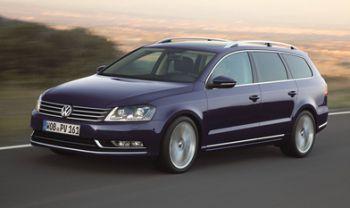 ������������� ���������� - Volkswagen Passat Variant