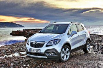 "Opel Mokka будет очень ""бережливым"""
