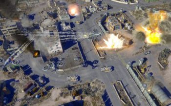 EA вернула одиночную кампанию в Command & Conquer