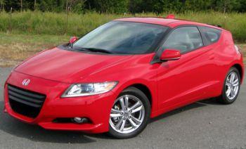 Honda CR-Z: не наш формат