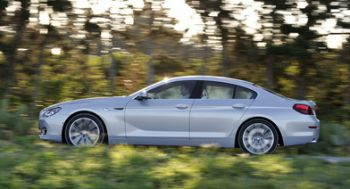 BMW 6 Series Gran Coupe. ����������� ��������