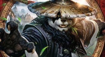 Трансляция церемонии открытия продаж World of Warcraft: Mists of Pandaria