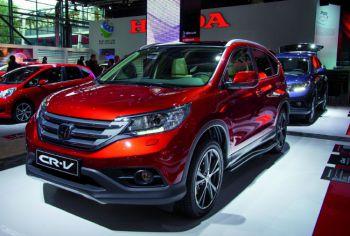 Автошоу в Париже: новинки Honda