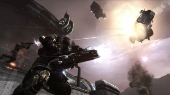 � ���, ������ DUST 514 ����������� ��� PS3 � �� ������