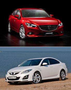 ����� Mazda6 - ������� ����