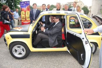 Жжем резину - Москвич или Запорожец по-европейски? Rally Costa Brava 60