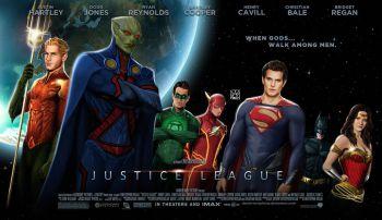 «Лига справедливости» выйдет на защиту мира в 2015 году