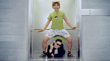В Just Dance 4 добавят песню Gangnam Style