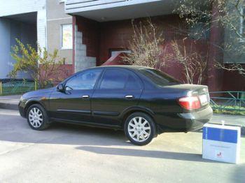 Nissan Almera. Отзывы владельцев