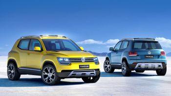 ����� Volkswagen ����������� ��������� Taigun