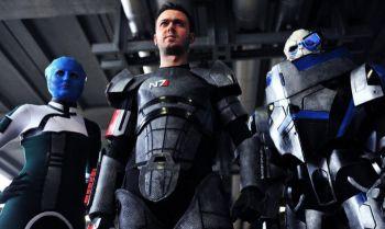 ����������� Mass Effect ������� ����������-�������