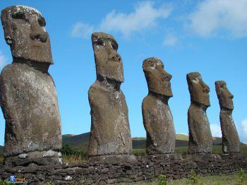 Открыта тайна острова Пасхи