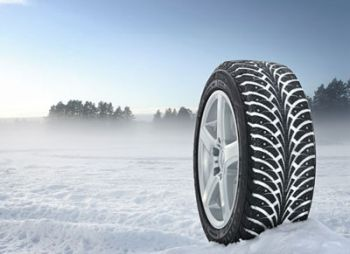Украину засыплет снегом - ГАИ напоминает о смене резины