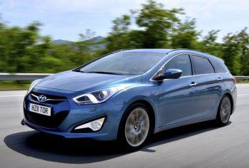 Универсал Hyundai i40 — от 258 800 гривен