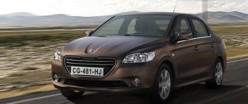 Peugeot надеется выйти «в плюс» благодаря бюджетному седану