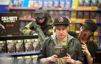 Сборы CoD: Black Ops 2 за сутки превысили $500 миллионов