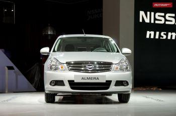Nissan Almera в топе будет стоить около $18 000